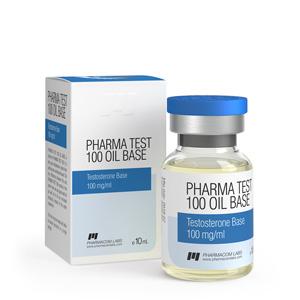 Buy online Pharma Test Oil Base 100 legal steroid