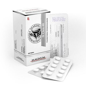 Buy online Magnum Clen-40 legal steroid