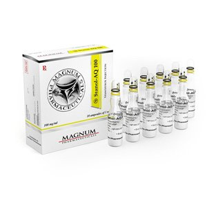 Buy online Magnum Stanol-AQ 100 legal steroid