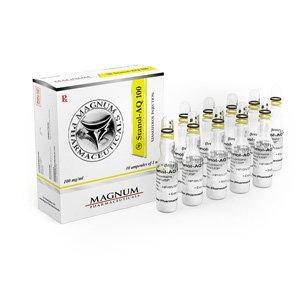 Buy online Magnum Stanol-AQ 100 legal steroid