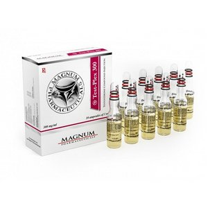 Buy online Magnum Test-Plex 300 legal steroid
