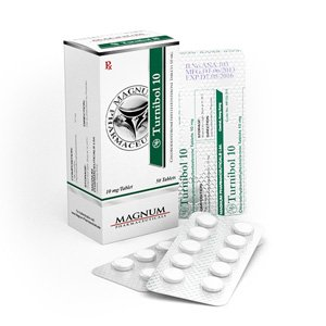 Buy online Magnum Turnibol 10 legal steroid