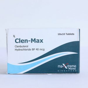 Buy online Clen-Max legal steroid