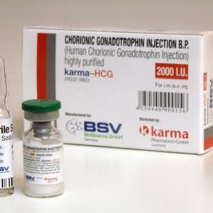 Buy online HCG 2000IU legal steroid