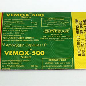Buy online Vemox 500 legal steroid
