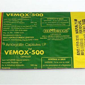 Buy online Vemox 500 legal steroid