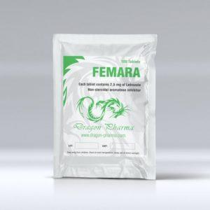 Buy online FEMARA 2.5 legal steroid