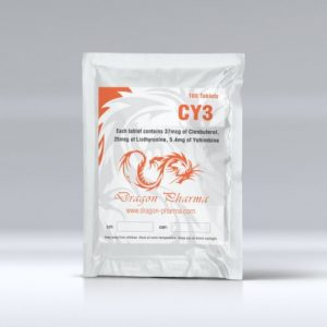 Buy online CY3 legal steroid